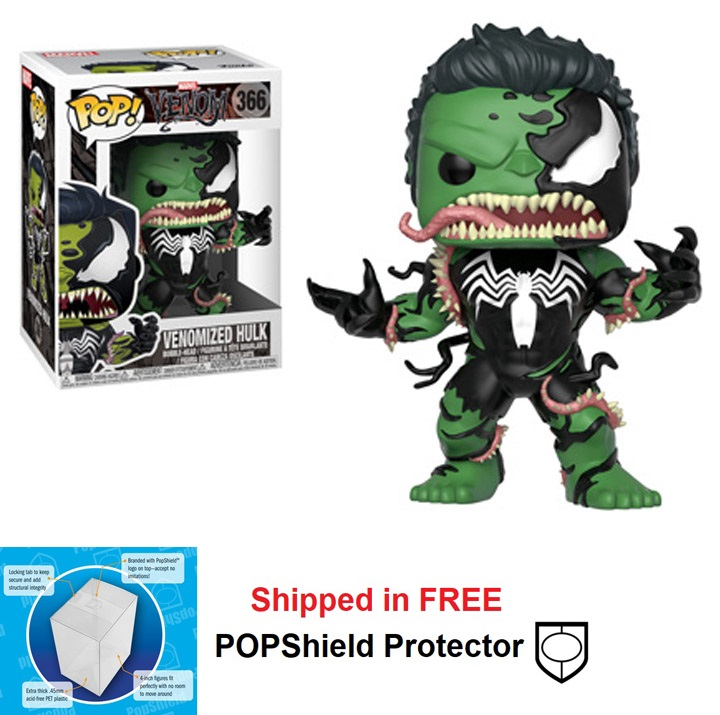 Funko POP Marvel Venomized Hulk - #366