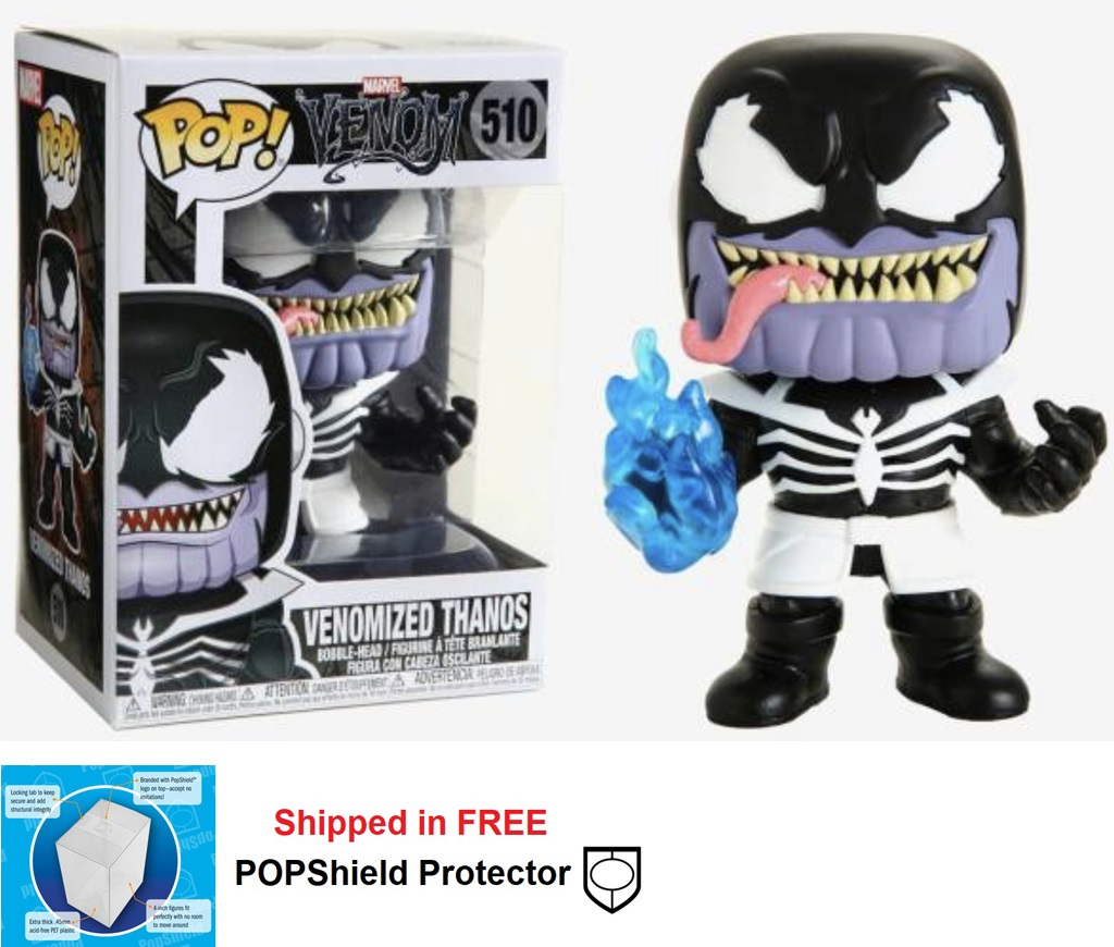Funko POP Marvel Venomized Thanos - #510