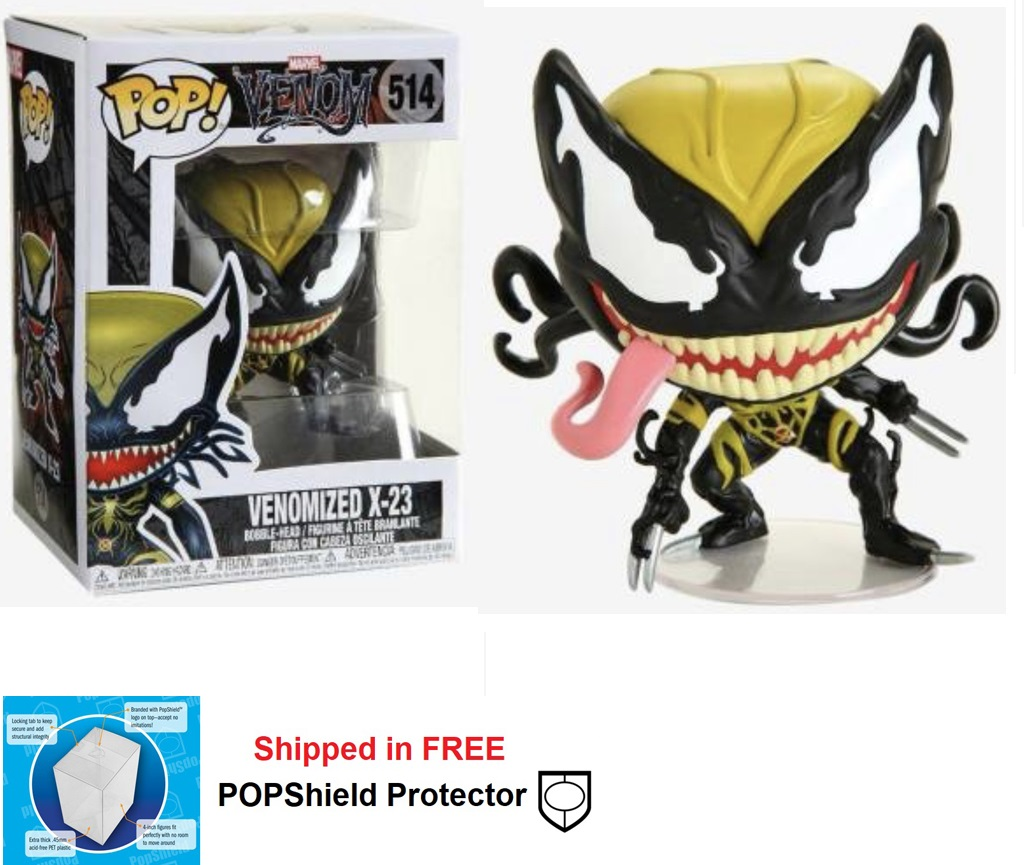 Funko POP Marvel Venomized X-23 - #514