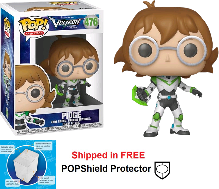 Funko POP Animation Voltron Pidge - #476