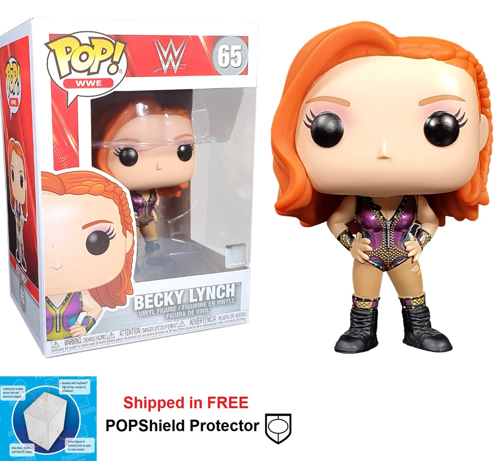Funko POP WWE Becky Lynch Figure - #65