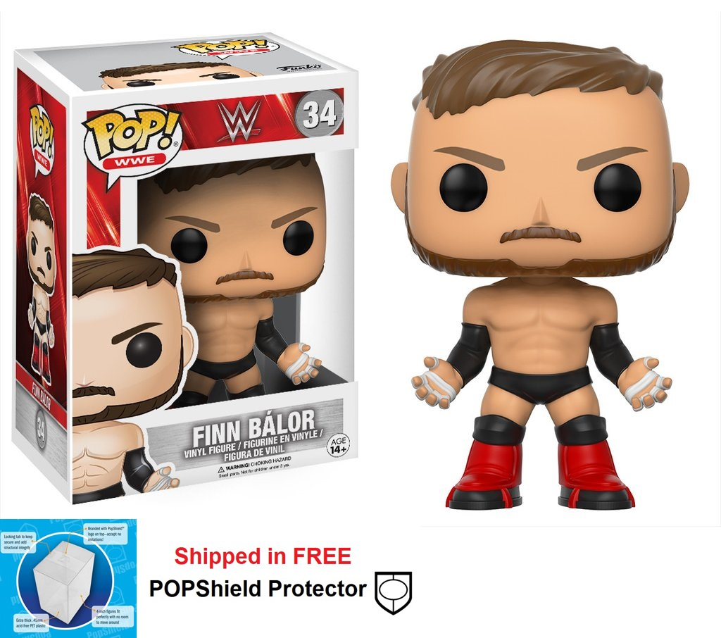 Funko POP WWE Finn Balor Figure -#34