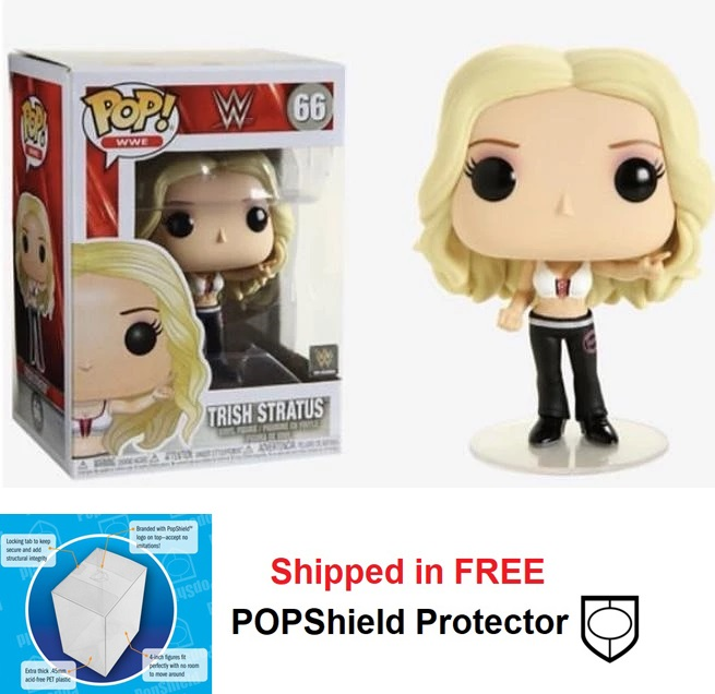 Funko POP WWE Trish Stratus Figure -#66