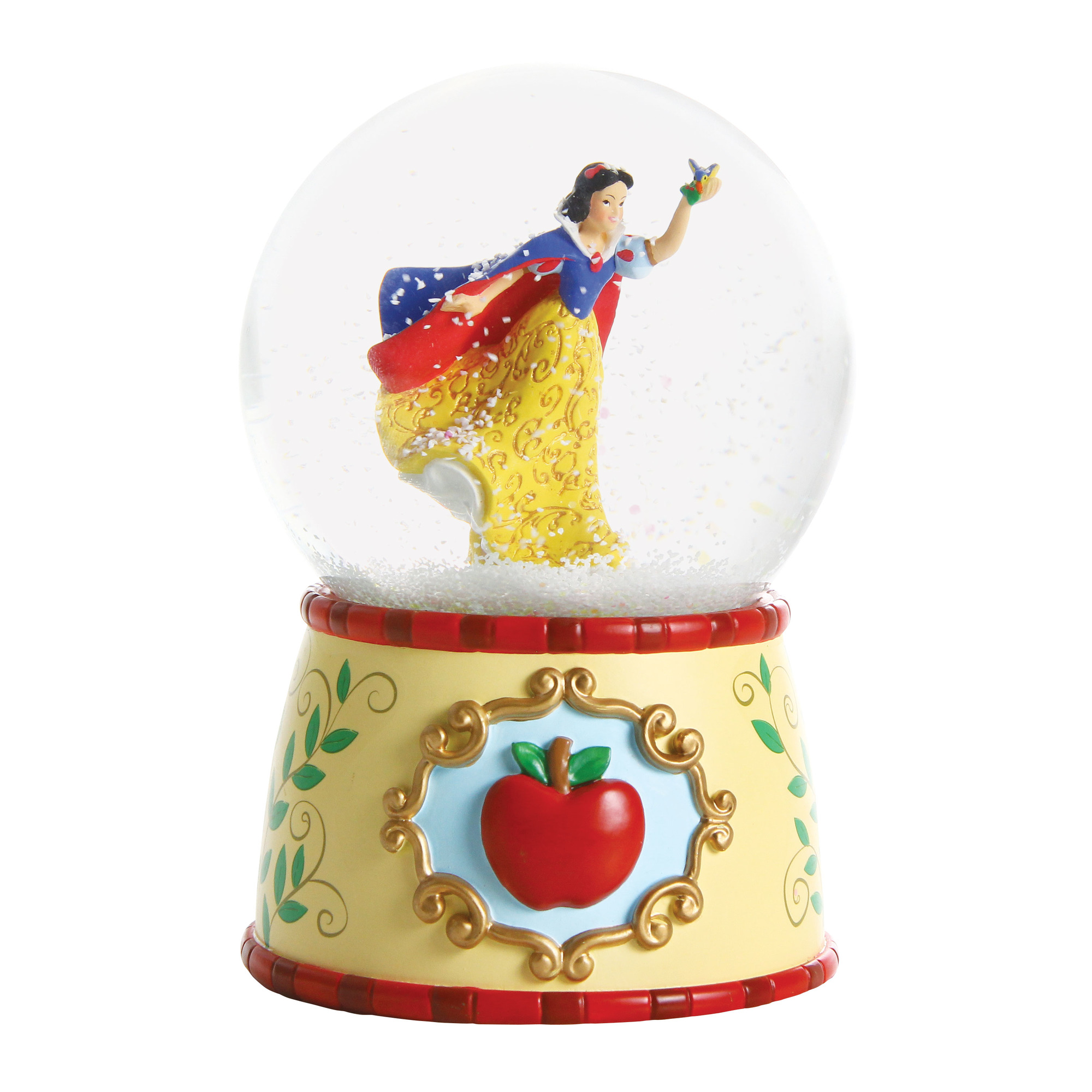 Department 56 Disney Snow White Snow Globe