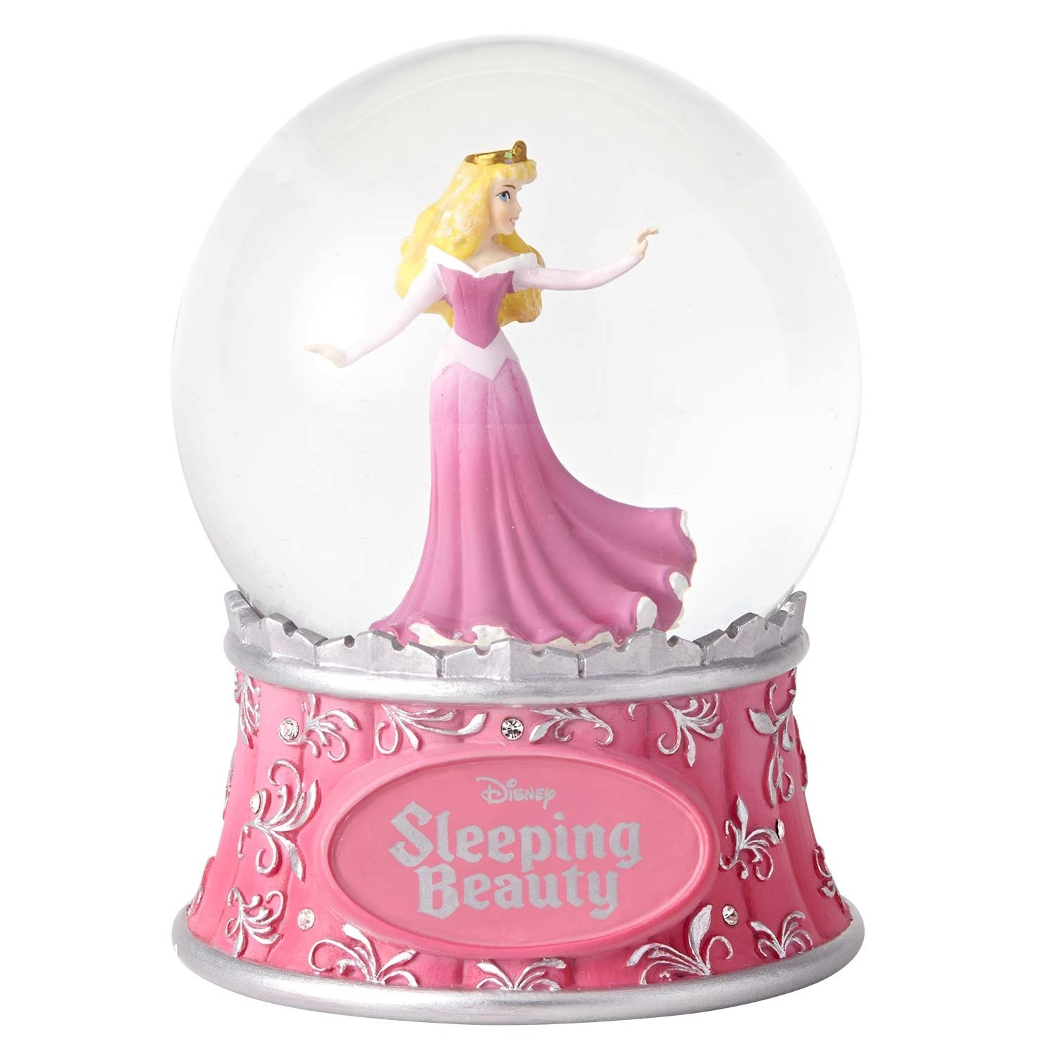 Disney Showcase Sleeping Beauty Aurora Water Globe