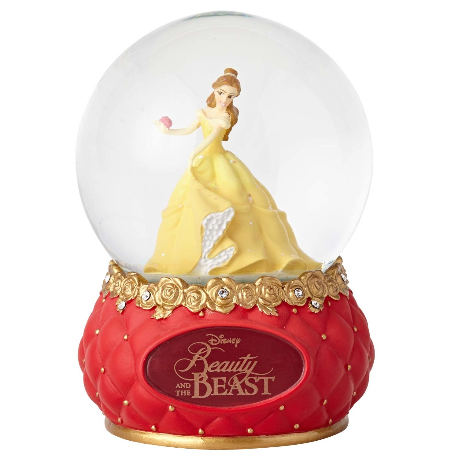 Disney Showcase Beauty & The Beast Belle Water Globe