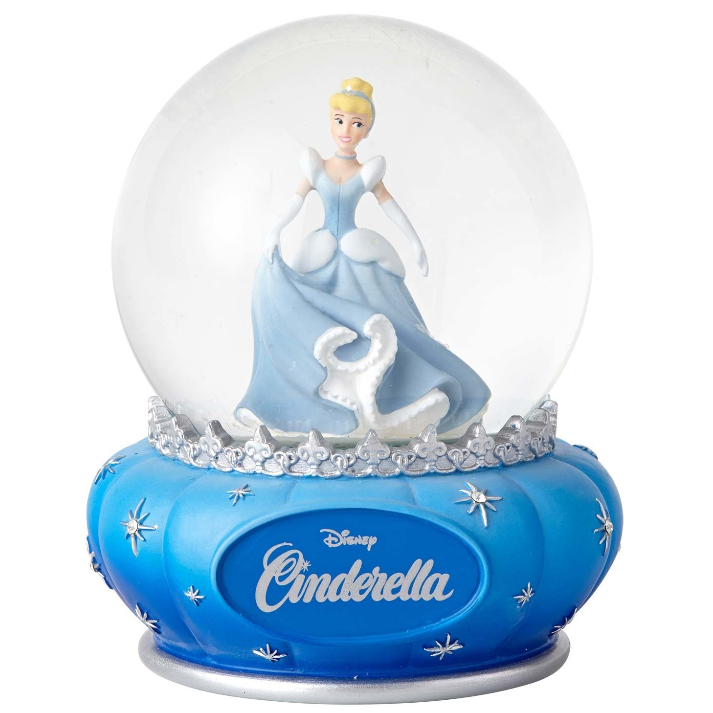 Disney Showcase Cinderella Water Globe