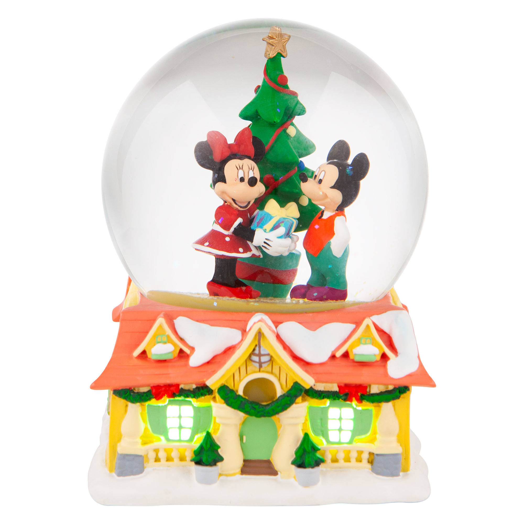 Disney Mickey & Minnie Mouse Light Up Waterball