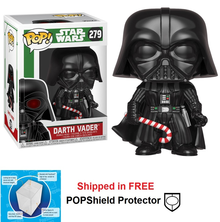 Funko POP Star Wars Holiday Darth Vader - #279