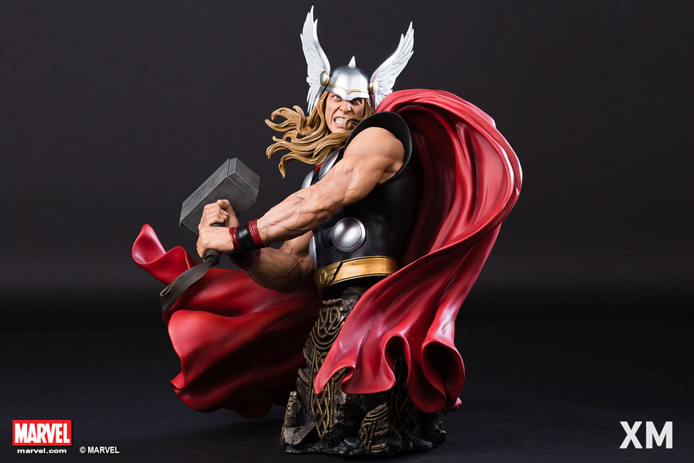 XM Studios Marvel Thor 1:4 Scale Bust