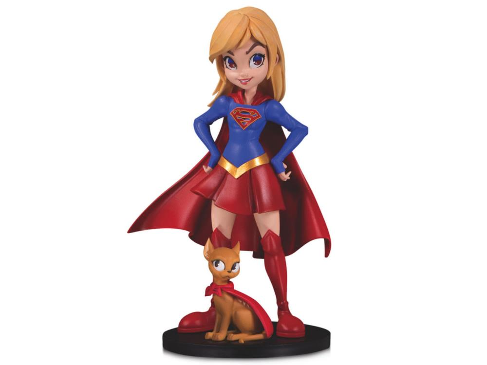 DC Comics Artist Alley Supergirl Zullo Statue