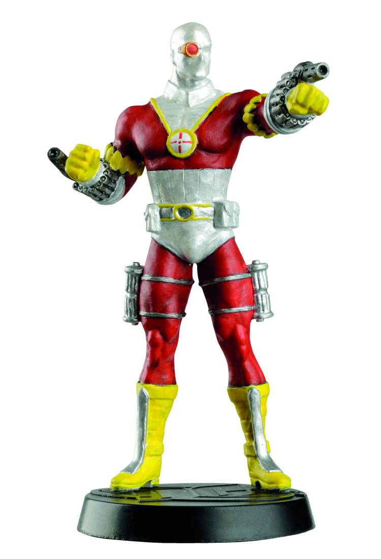 Eaglemoss DC Comics Deadshot Lead Figurine