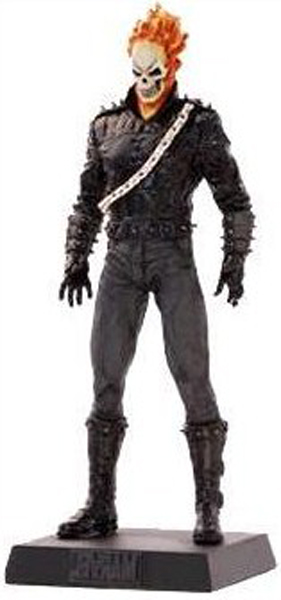 Eaglemoss Marvel Comics Ghost Rider Lead Figurine