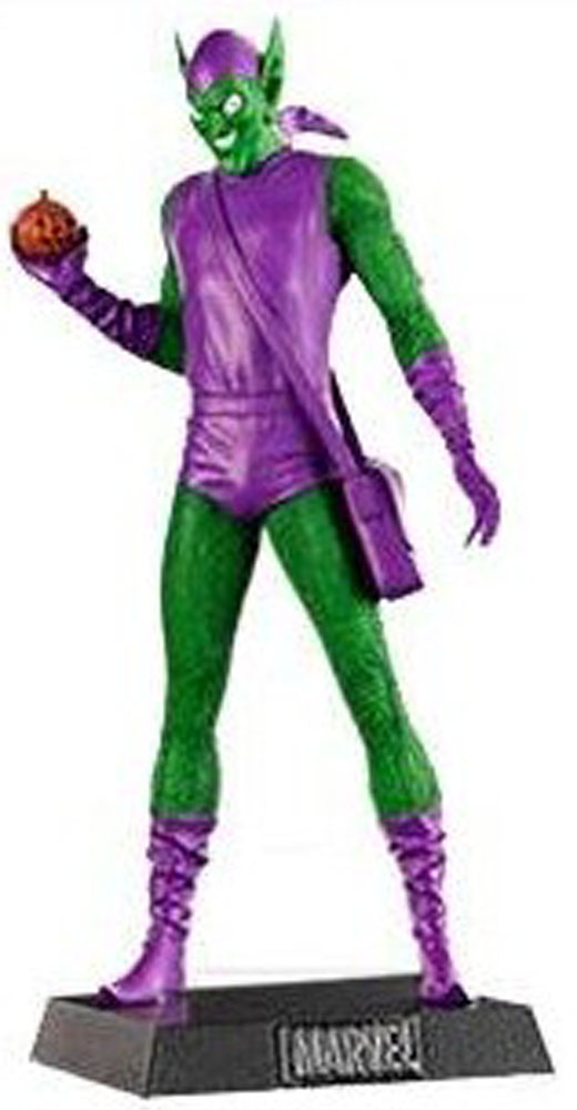 Eaglemoss Marvel Comics Green Goblin Lead Figurine