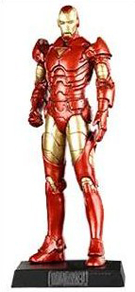 Eaglemoss Marvel Comics Iron Man Lead Figurine