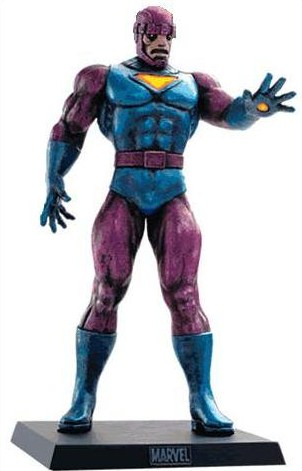Eaglemoss Marvel Comics Sentinel Lead Figurine